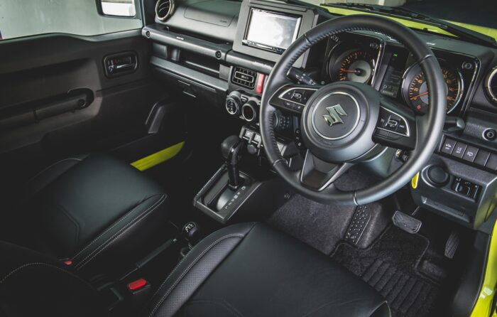 Driver's features
