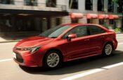 Toyota Corolla Sedan Hybrid