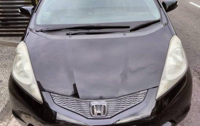 Honda Fit 1.3A G (COE till 02/2029)
